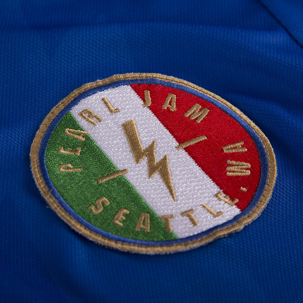 Italy PEARL JAM x COPA Football Shirt   3   COPA