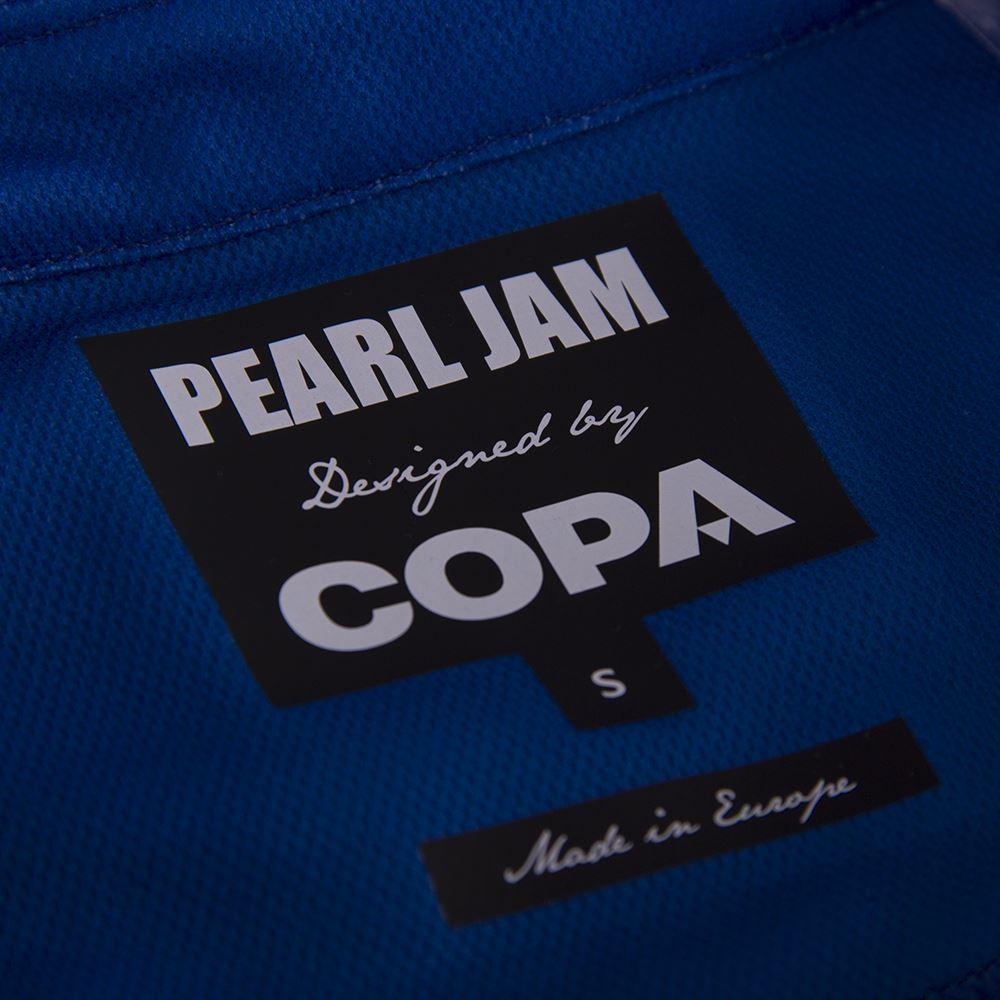 Italy PEARL JAM x COPA Football Shirt   4   COPA