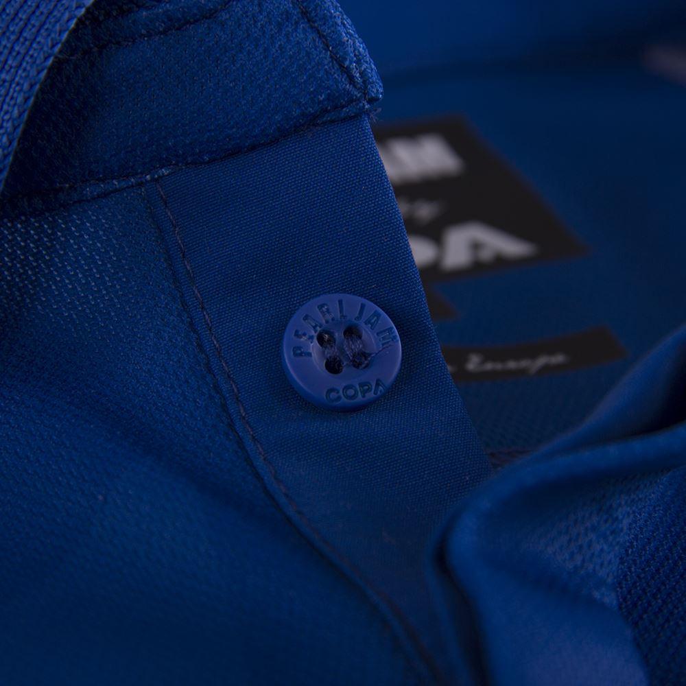 Italy PEARL JAM x COPA Football Shirt   6   COPA
