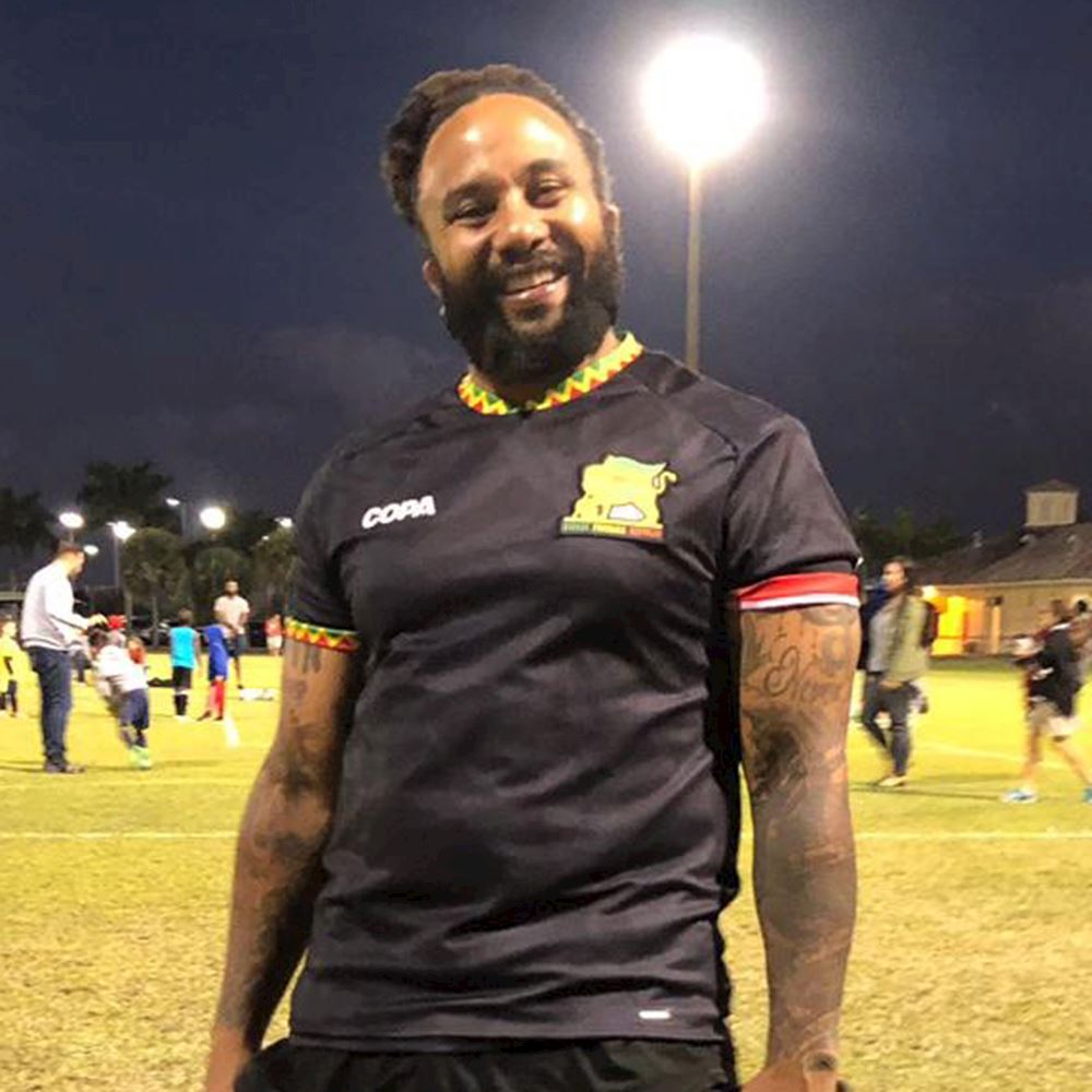 Jamaica Football Shirt | 8 | COPA