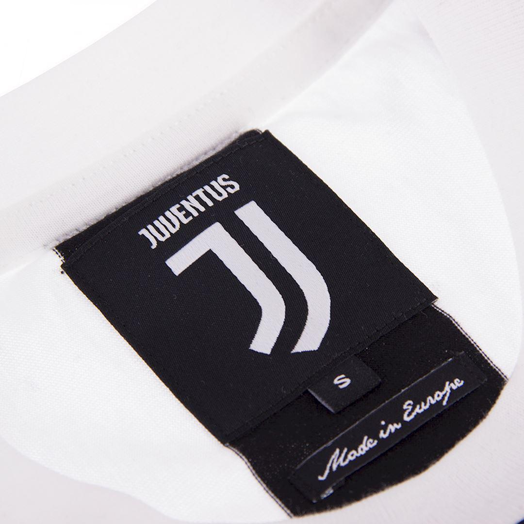 Juventus FC 1952 - 53 Retro Football Shirt | 5 | COPA