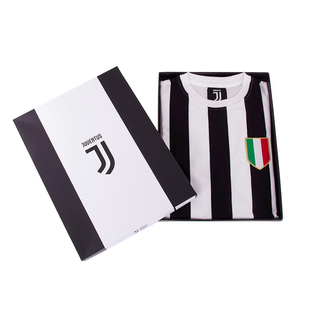 Juventus FC 1952 - 53 Retro Football Shirt | 6 | COPA