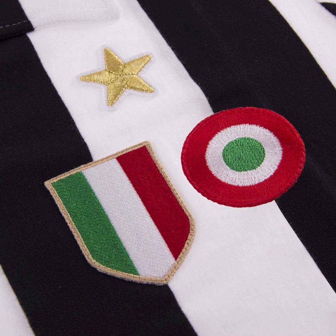 Juventus FC 1960 - 61 Maillot de Foot Rétro | 3 | COPA