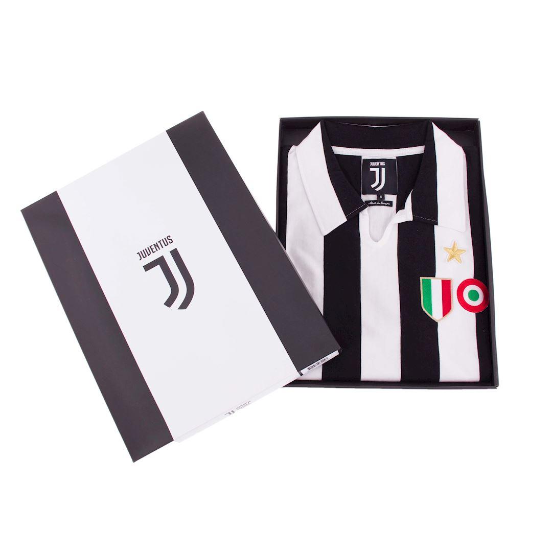 Juventus FC 1960 - 61 Maillot de Foot Rétro | 6 | COPA