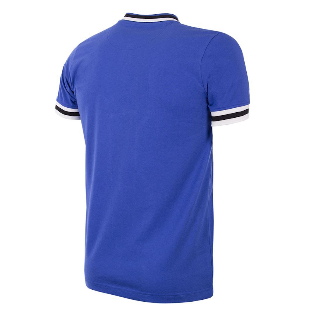 Juventus FC 1983 Away Retro Football Shirt   4   COPA
