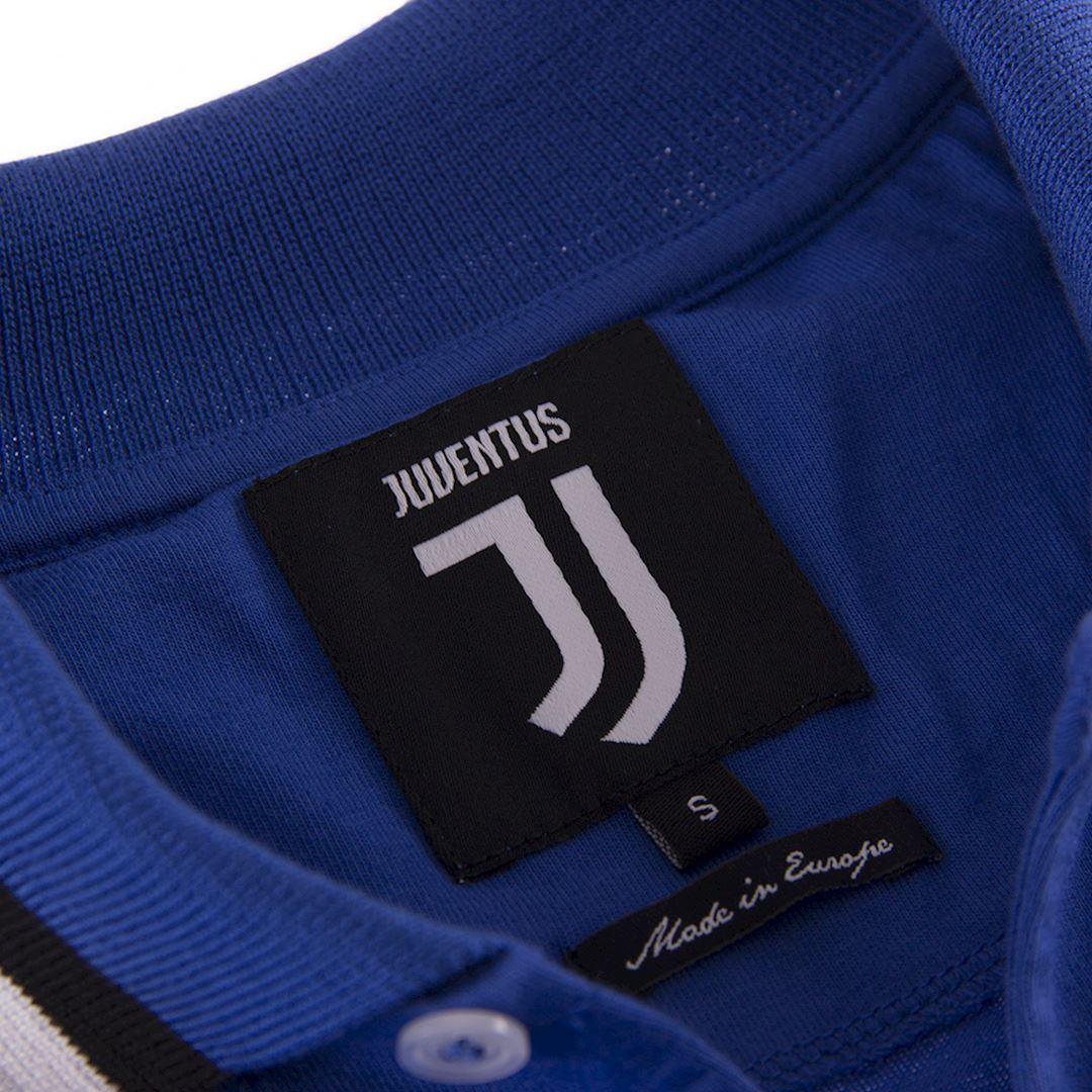 Juventus FC 1983 Away Retro Football Shirt   5   COPA