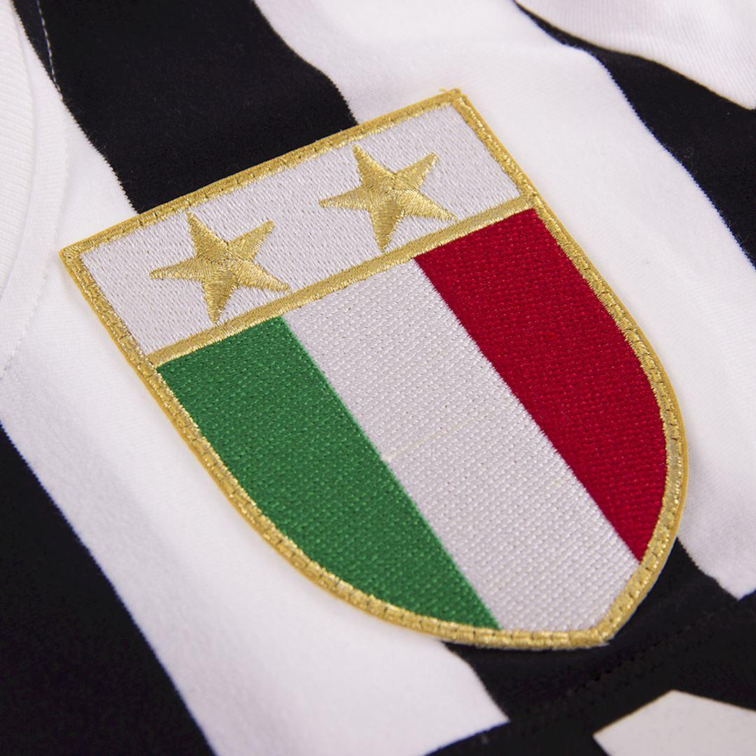 Juventus FC 1984 - 85 Womens Retro Football Shirt | 3 | COPA