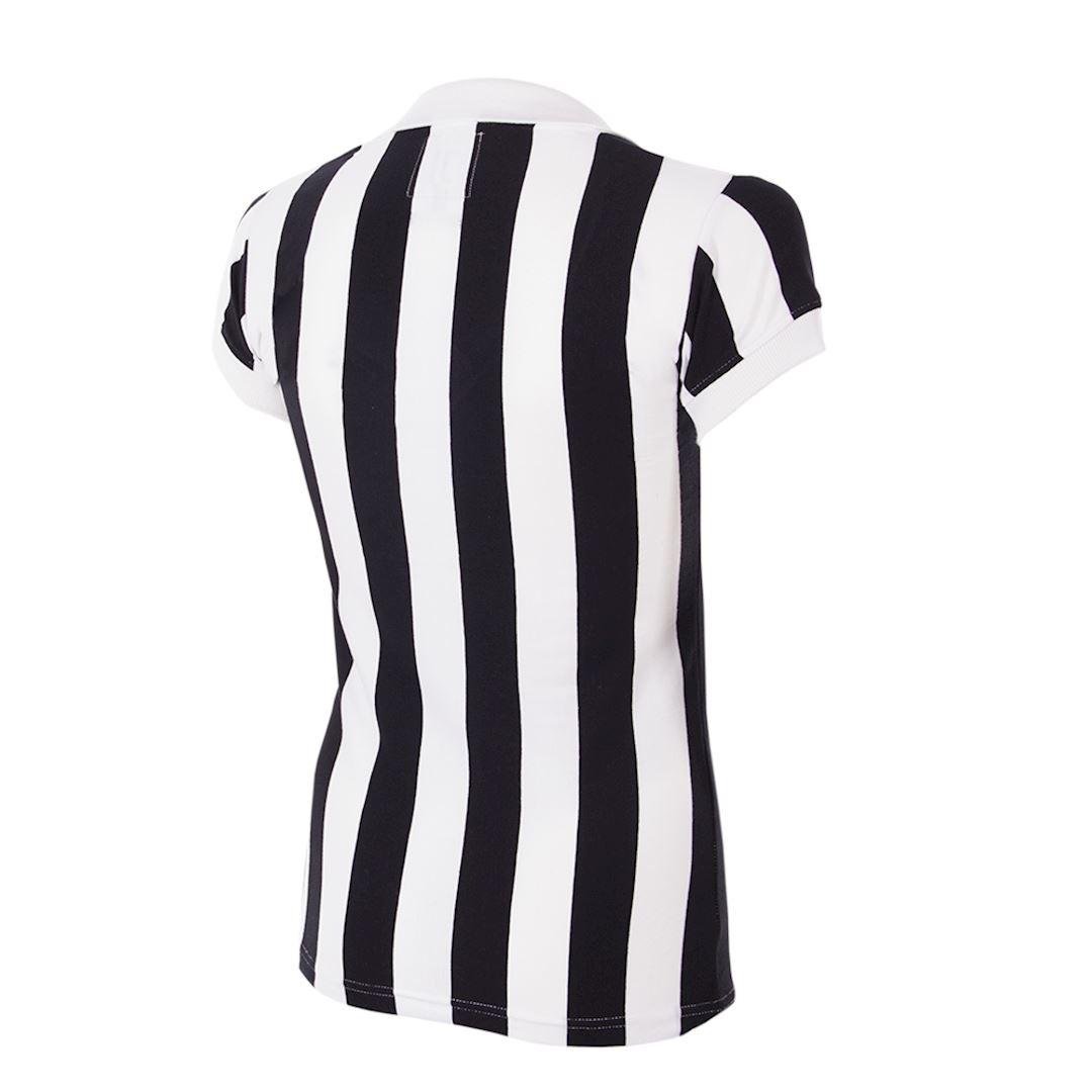 Juventus FC 1984 - 85 Womens Retro Football Shirt | 4 | COPA