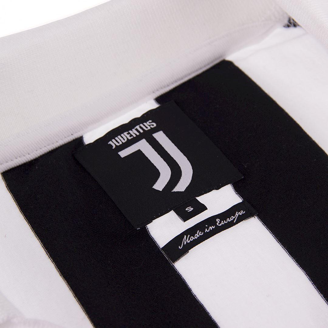 Juventus FC 1984 - 85 Womens Retro Football Shirt | 5 | COPA