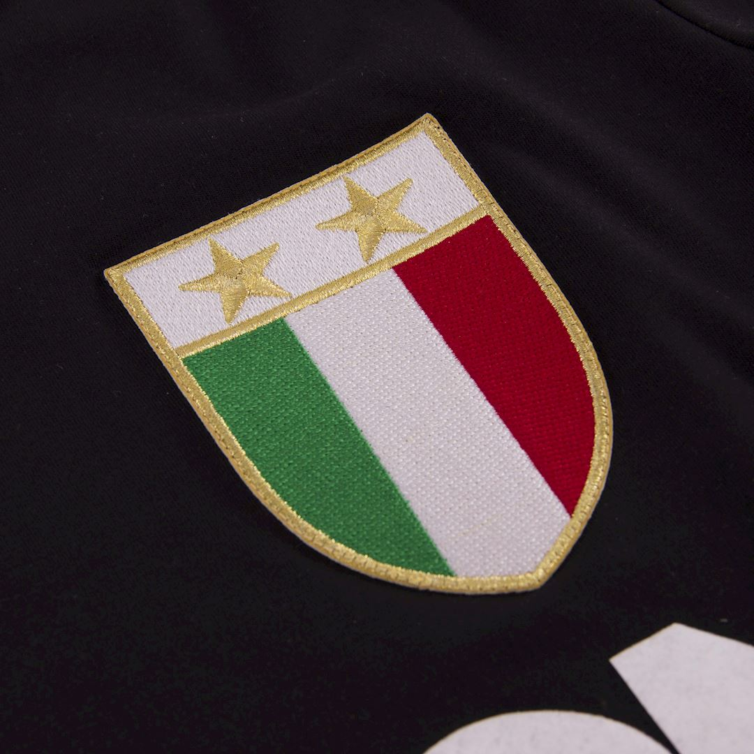Juventus FC 1986 - 87 Away Maillot de Foot Rétro | 3 | COPA