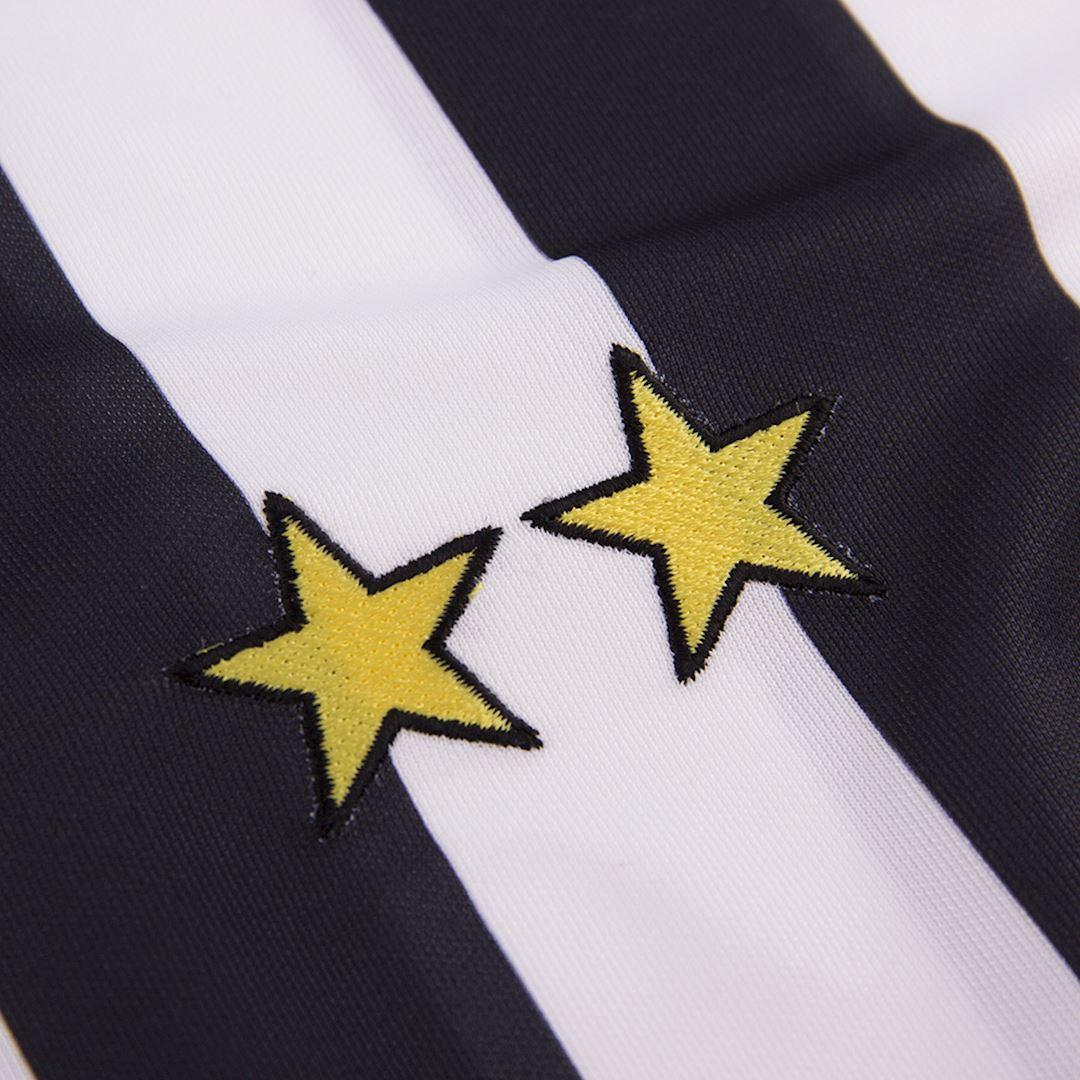 Juventus FC 1994 - 95 Retro Football Shirt | 3 | COPA