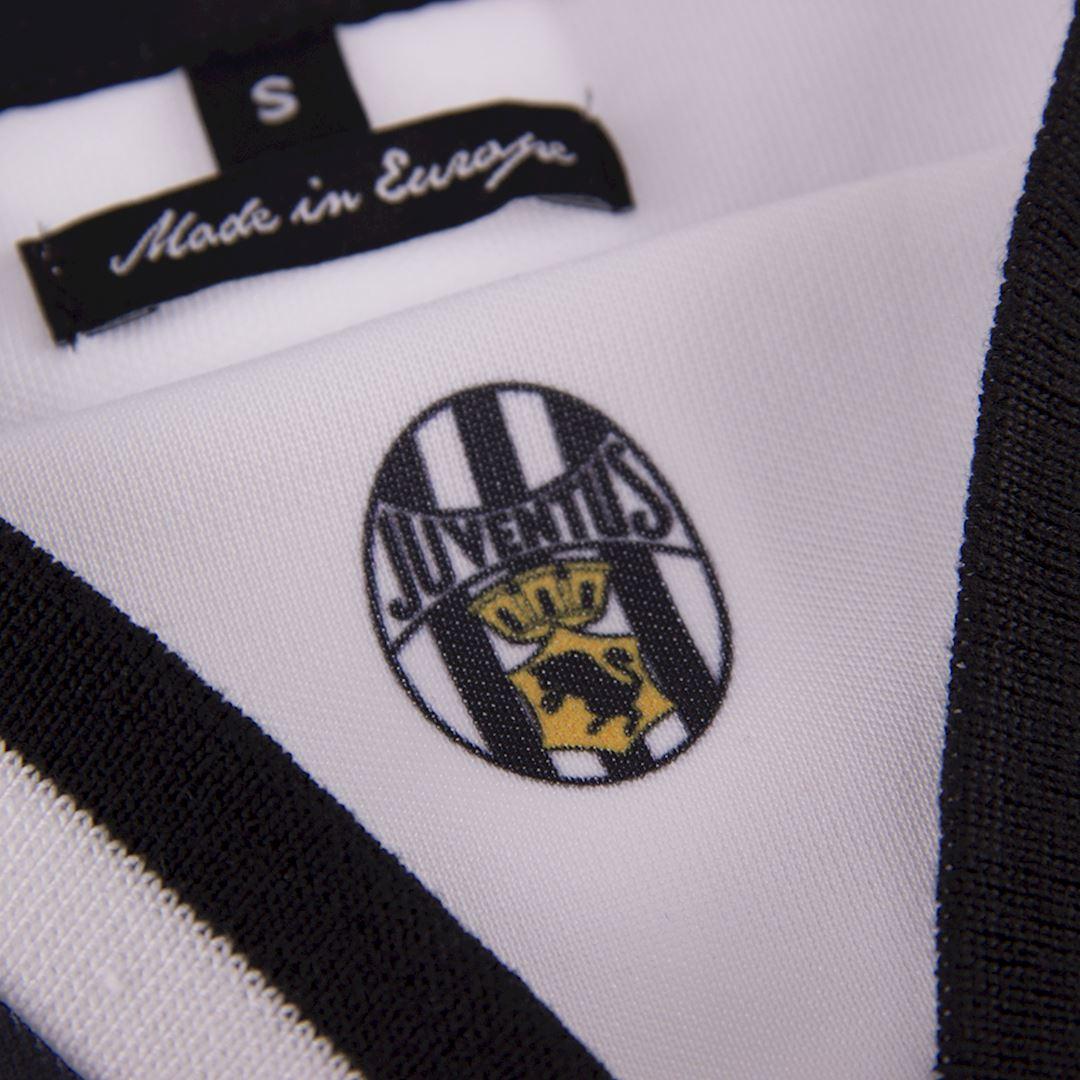 Juventus FC 1994 - 95 Retro Football Shirt | 5 | COPA