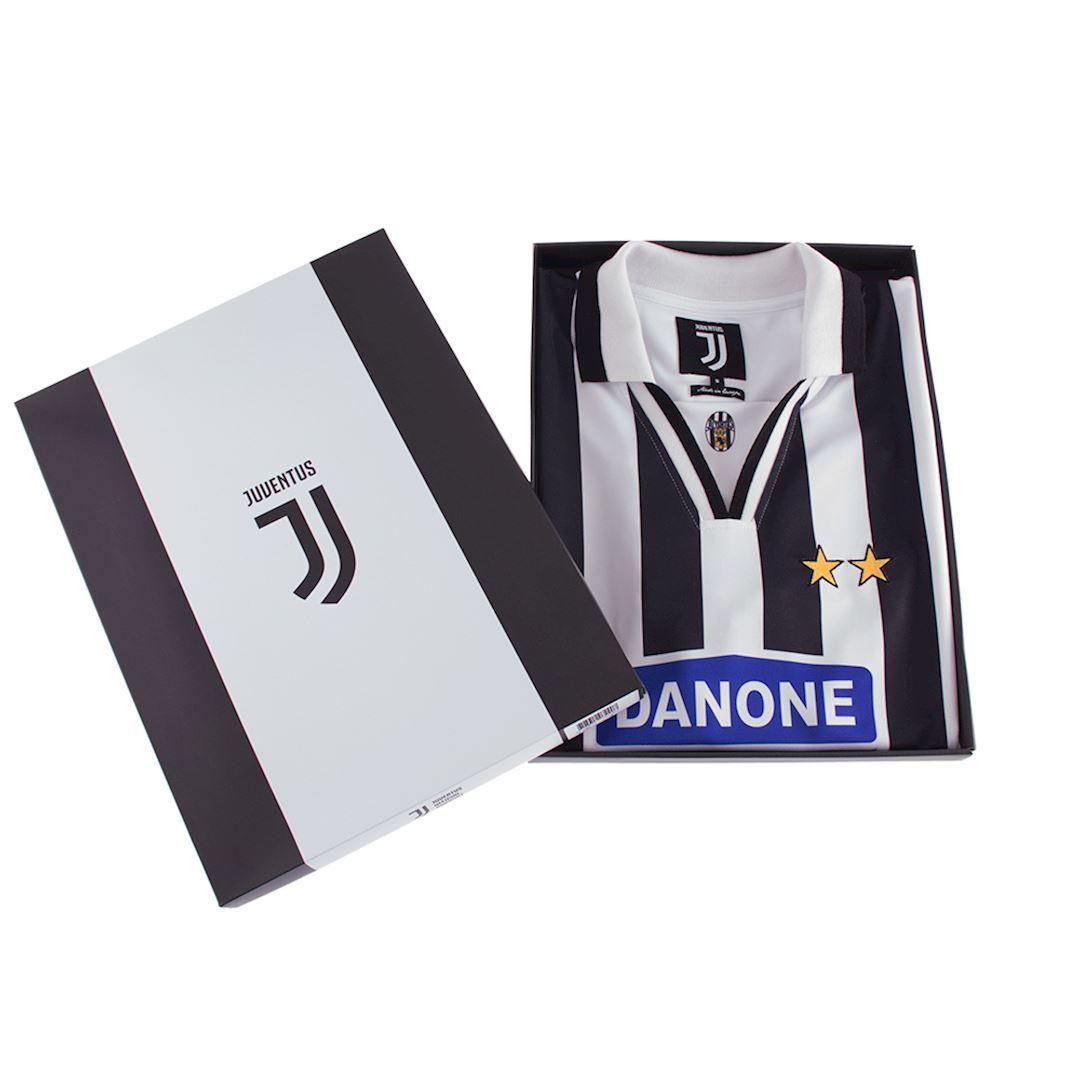 Juventus FC 1994 - 95 Retro Football Shirt | 7 | COPA