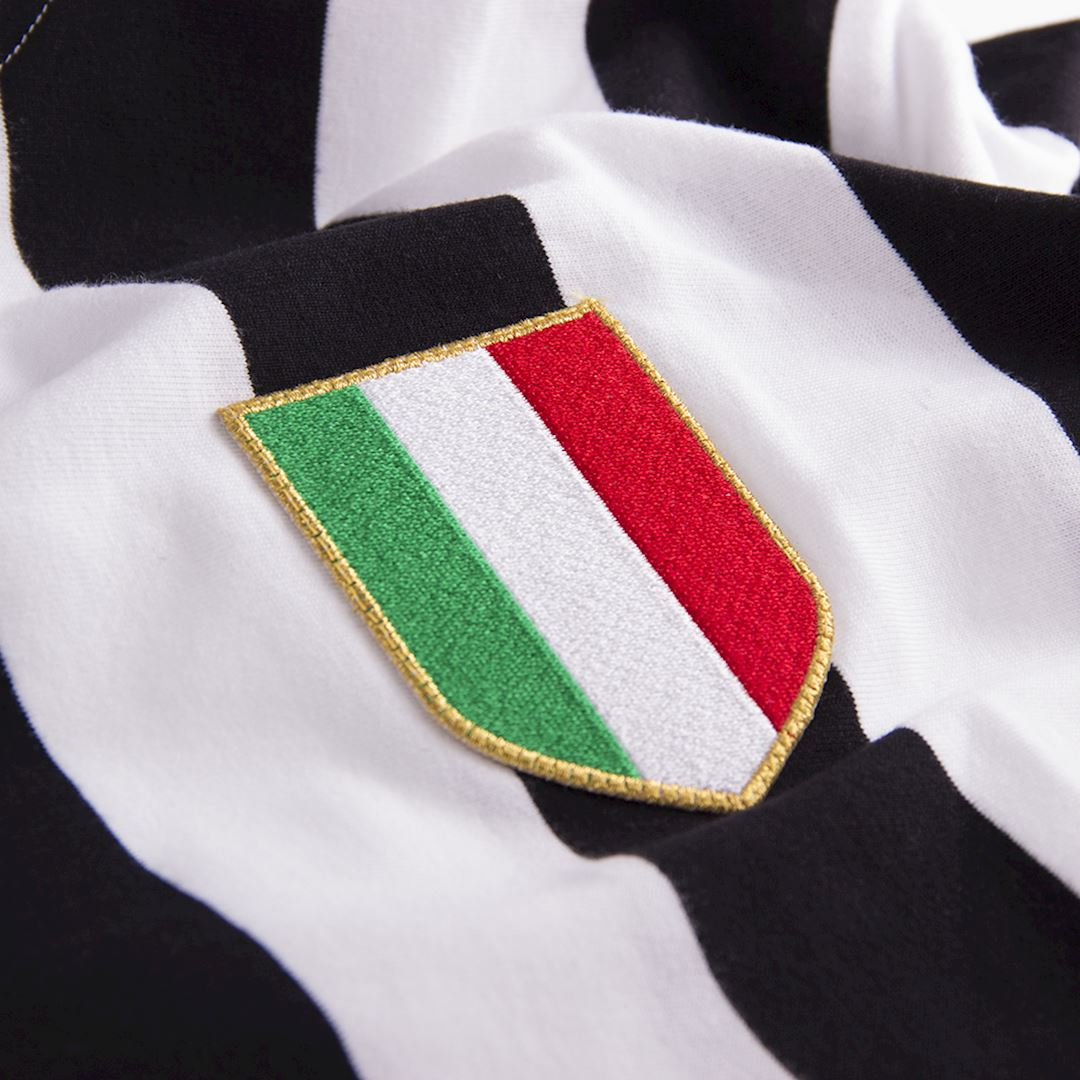 Juventus FC 1951 - 52 Retro Football Shirt | 3 | COPA
