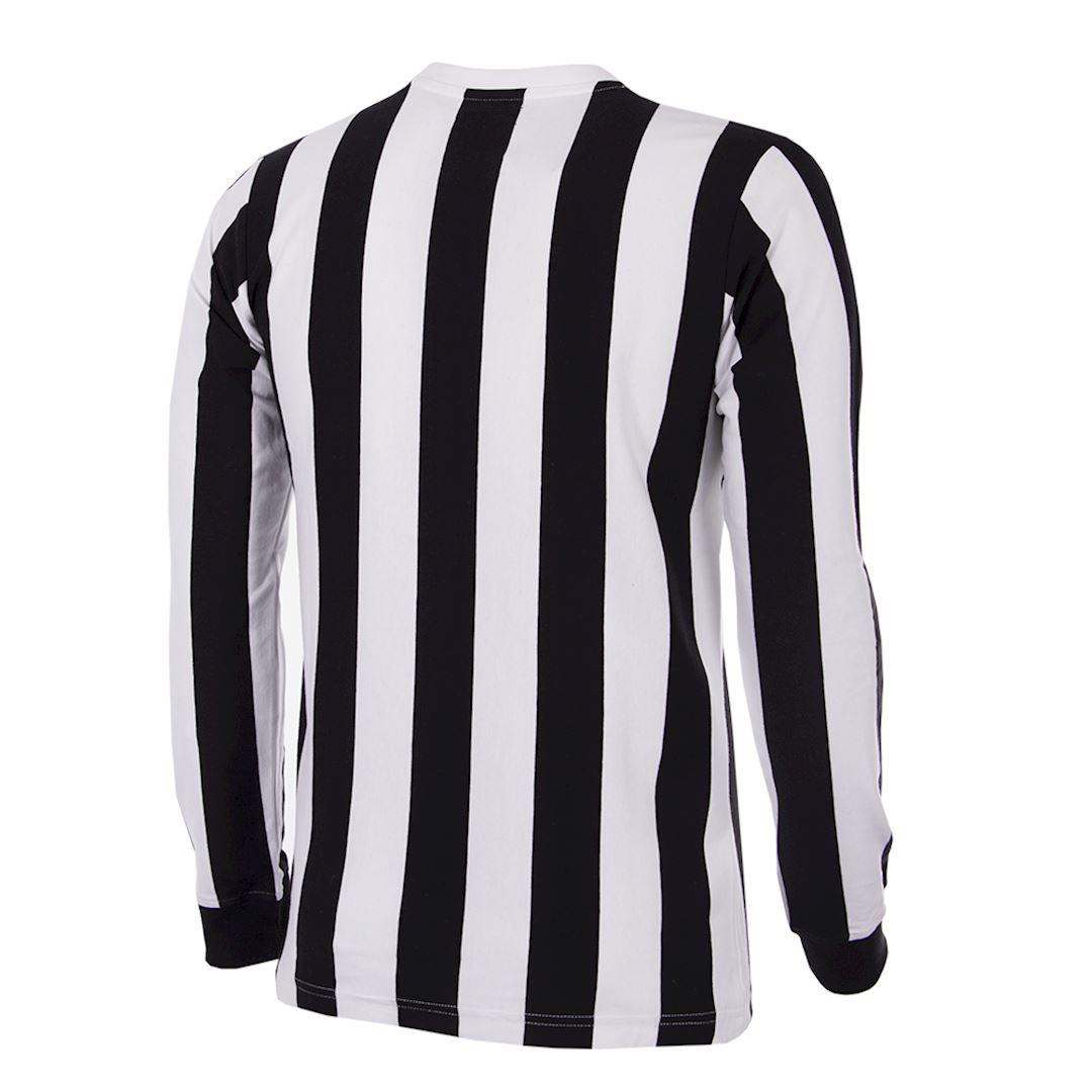 Juventus FC 1951 - 52 Retro Football Shirt | 4 | COPA