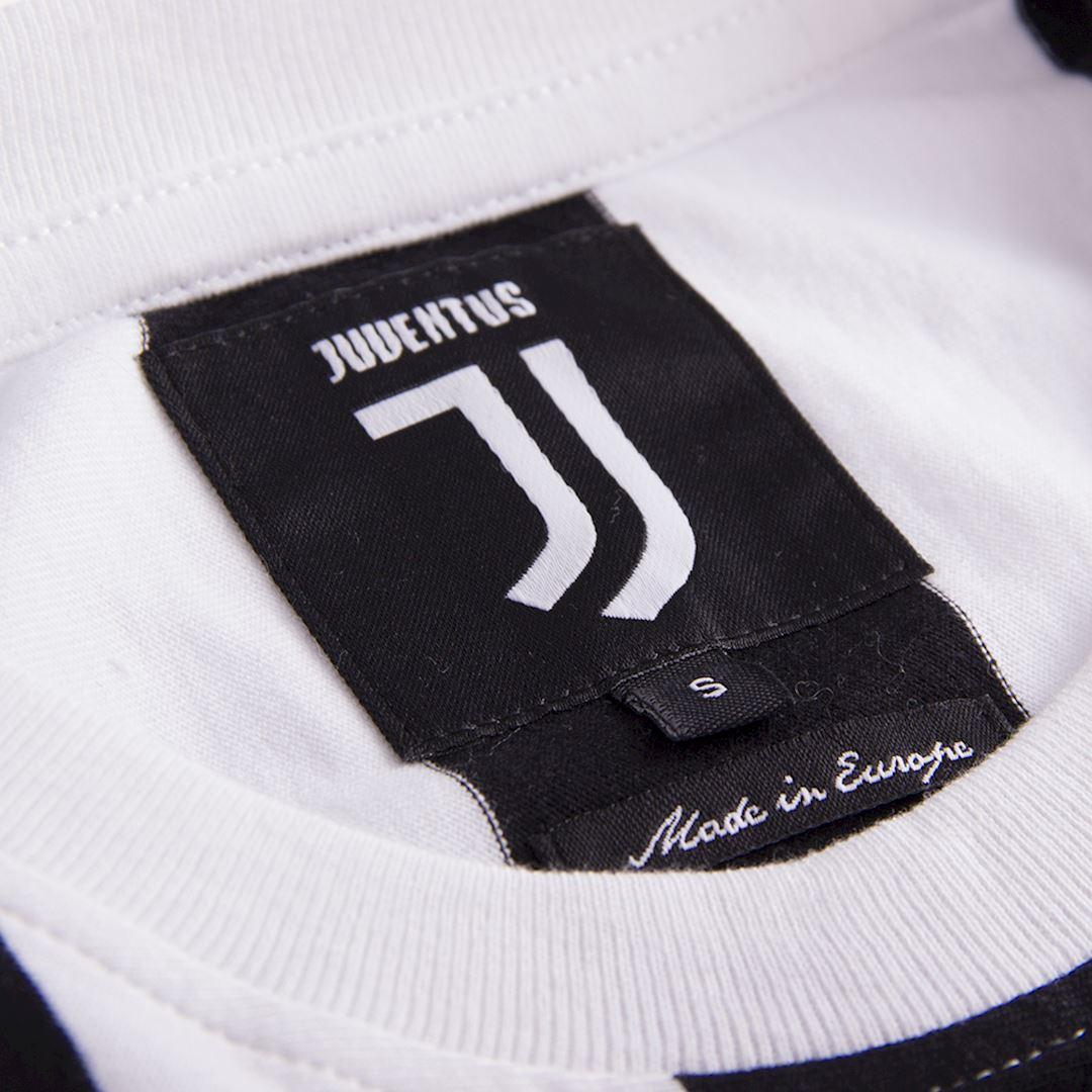 7a098b62f Juventus FC 1951 - 52 Retro Football Shirt | COPA | Shop | COPA