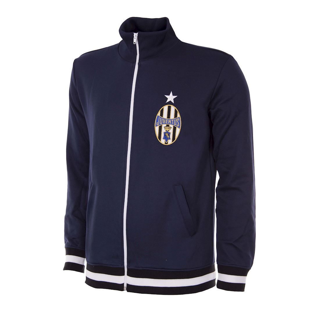 929 | Juventus FC 1971 - 72 Retro Football Jacket | 1 | COPA