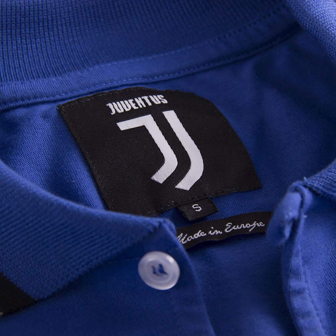 Juventus FC 1976 - 77 Away Coppa UEFA Maillot de Foot Rétro | 5 | COPA