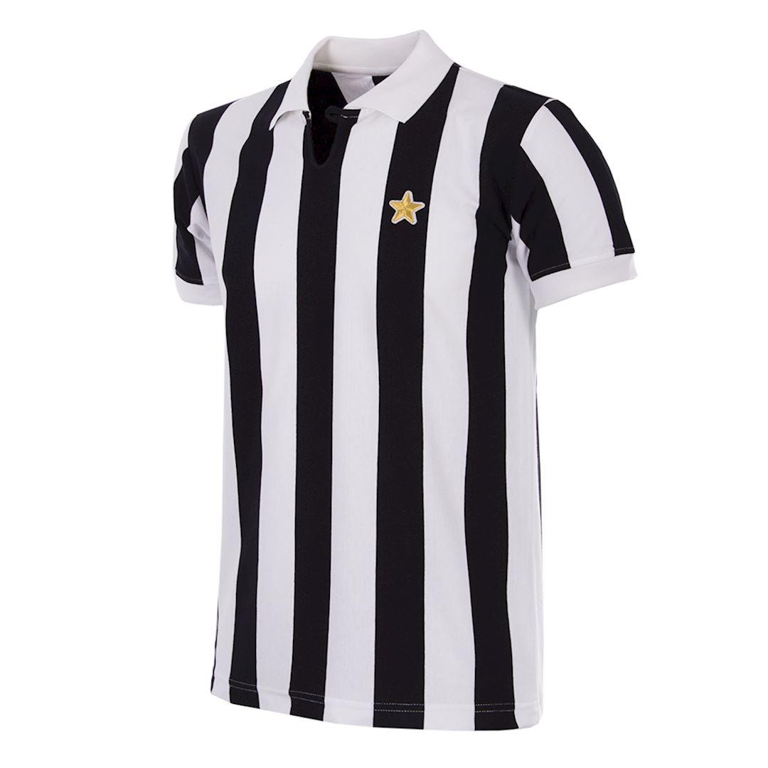 Juventus FC 1976 - 77 Coppa UEFA Retro Football Shirt | 1 | COPA