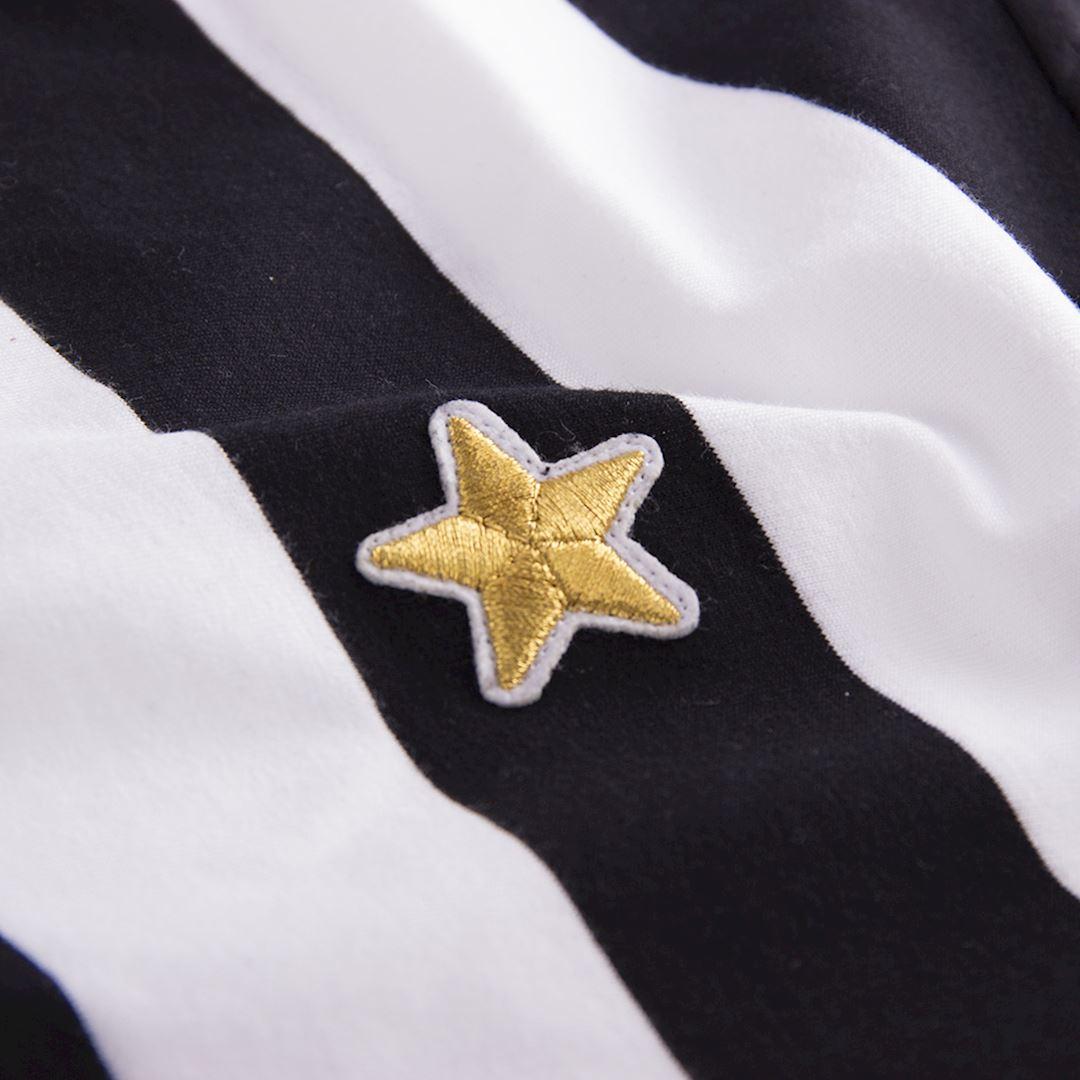 Juventus FC 1976 - 77 Coppa UEFA Retro Football Shirt | 3 | COPA