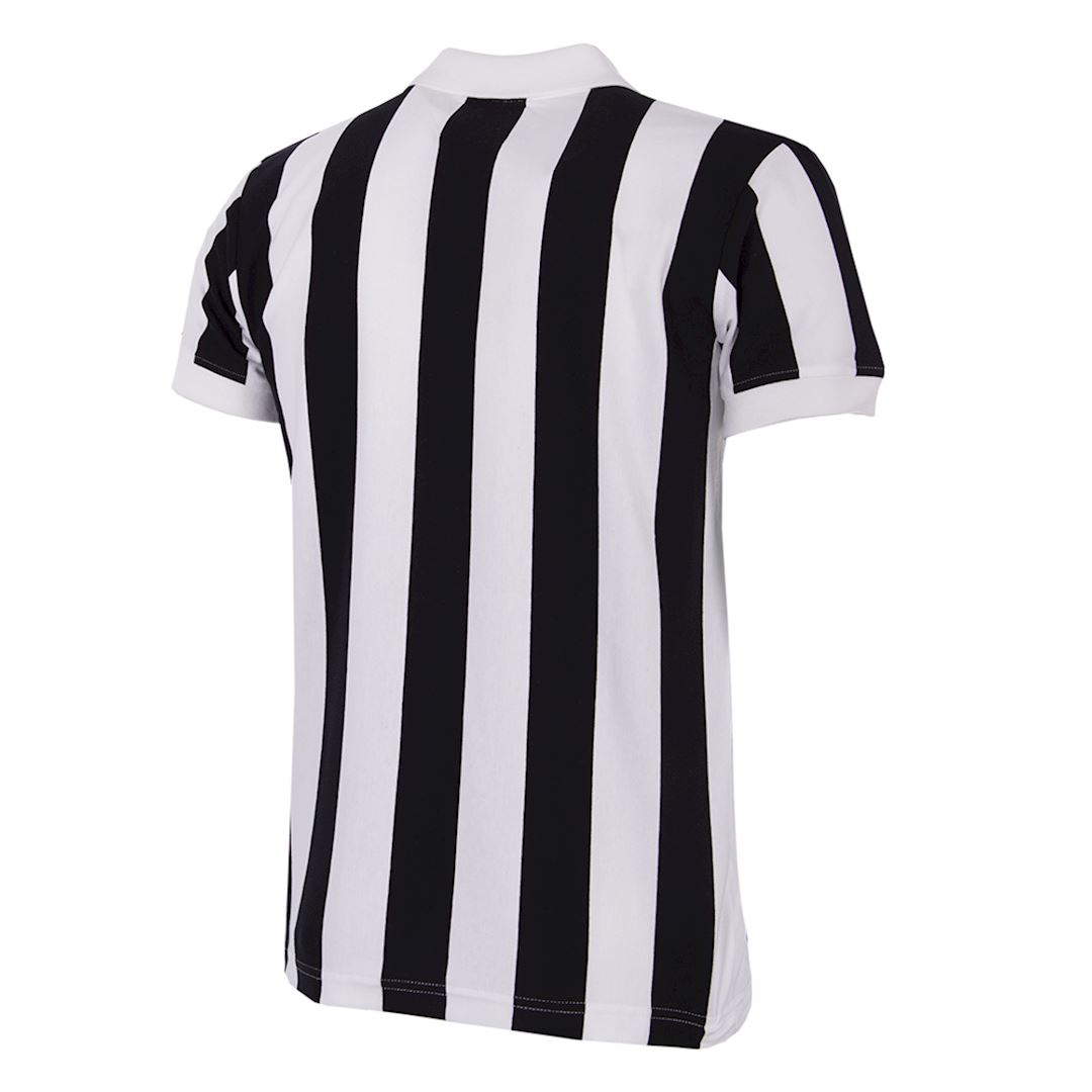 Juventus FC 1976 - 77 Coppa UEFA Retro Football Shirt | 4 | COPA