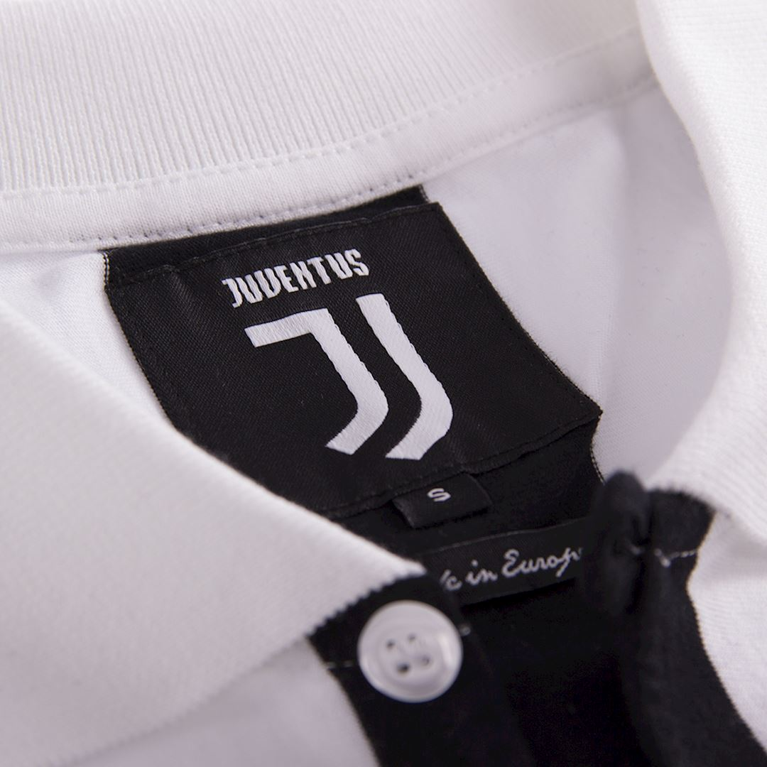 Juventus FC 1976 - 77 Coppa UEFA Retro Football Shirt | 5 | COPA