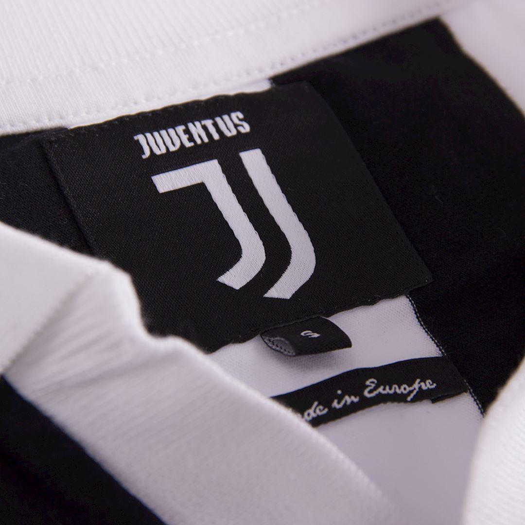 Juventus FC 1984 - 85 Retro Football Shirt | 5 | COPA
