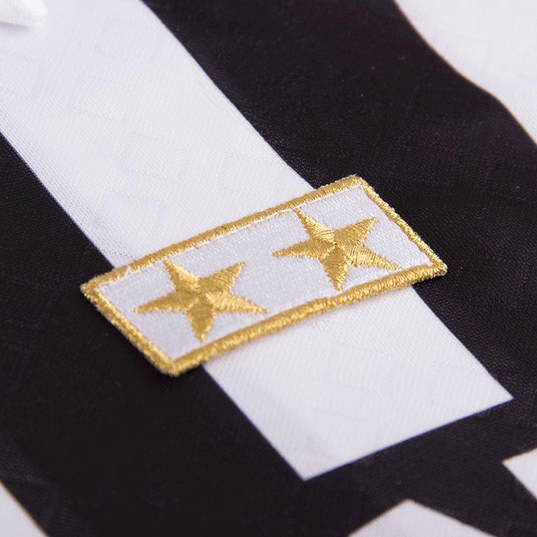 Juventus FC 1992 - 93 Coppa UEFA Maillot de Foot Rétro | 3 | COPA
