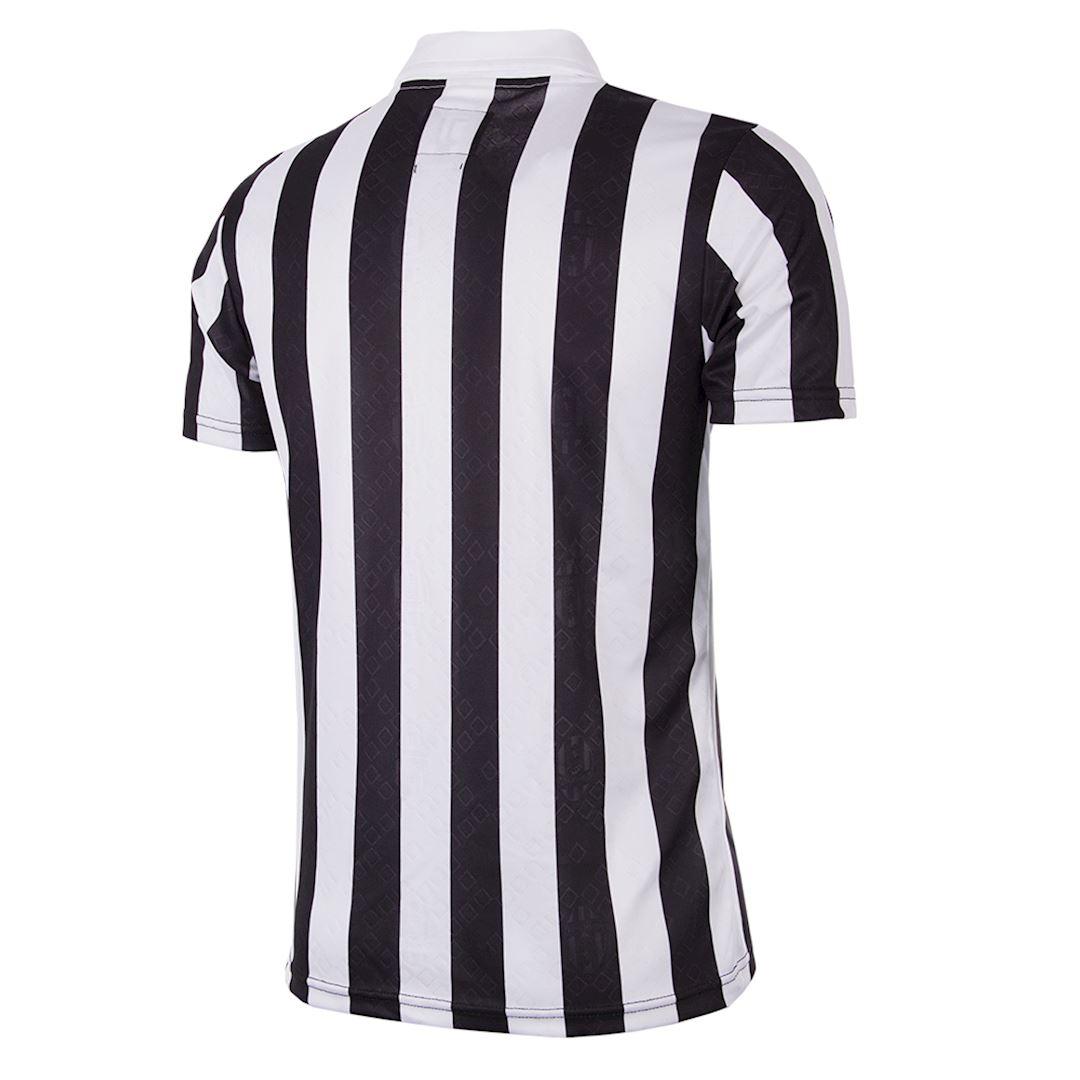e350adff866 Shop Juventus FC 1992 - 93 Coppa UEFA Retro Football Shirt