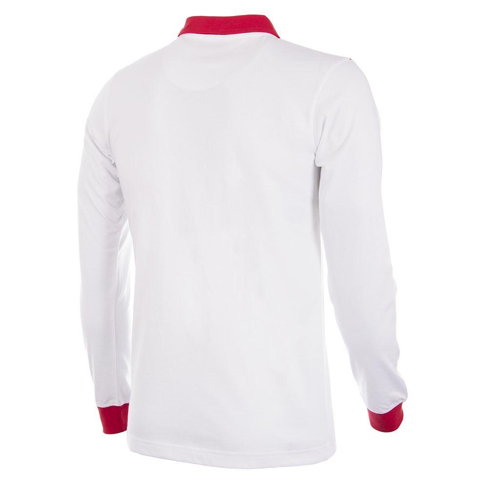 Lille OSC 1954 - 55 Retro Football Shirt | 4 | COPA