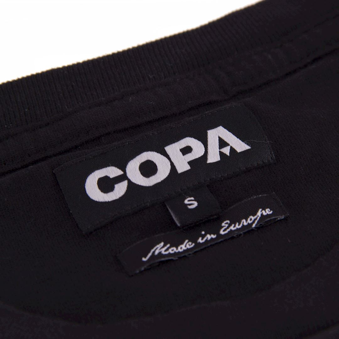 Live is life embroidery T-Shirt | 3 | COPA
