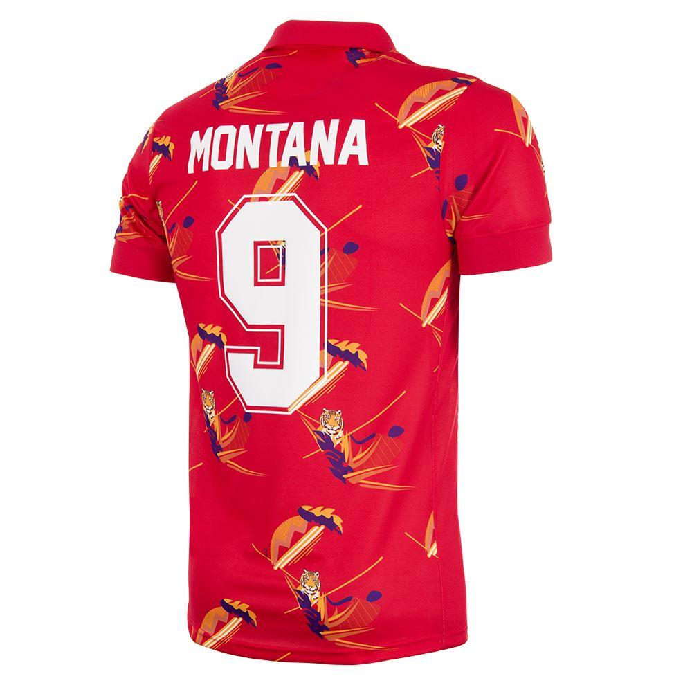 Montana Football Shirt | 4 | COPA