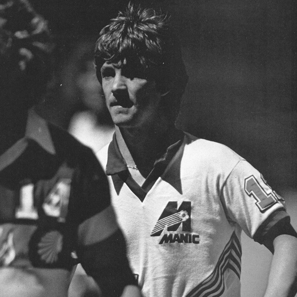 Montreal Manic 1981 Retro Football Shirt   2   COPA