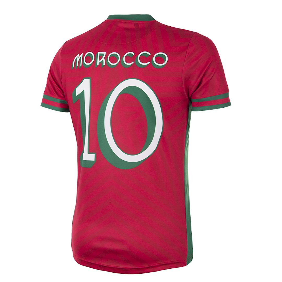 Morocco Football Shirt | 2 | COPA