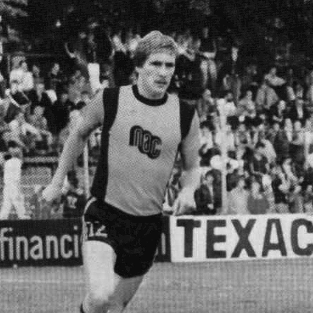 NAC Breda 1981 - 82 Maillot de Foot Rétro | 2 | COPA