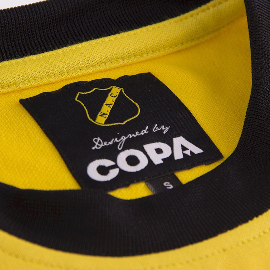 NAC Breda 1981 - 82 Maillot de Foot Rétro | 5 | COPA
