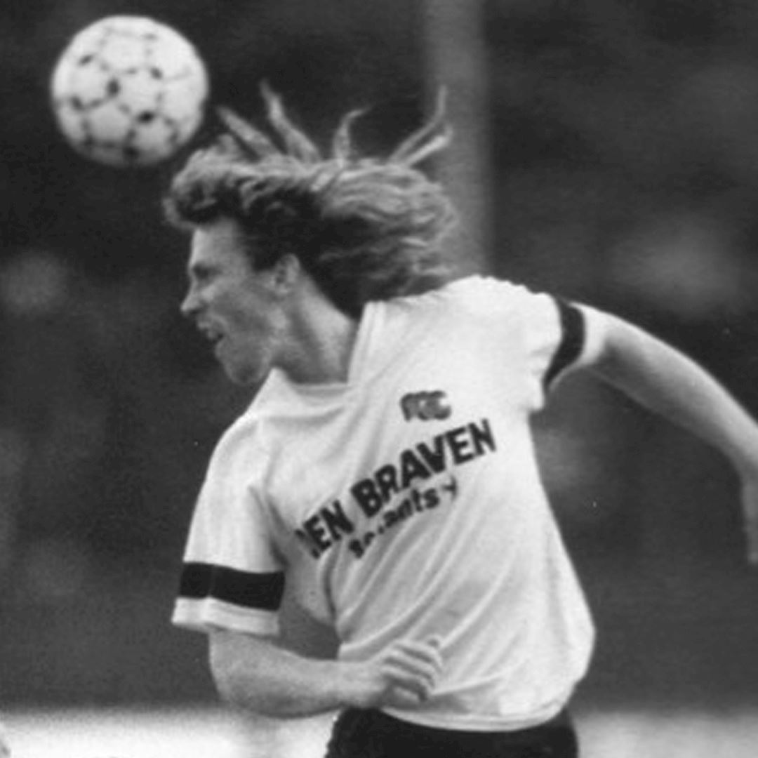 NAC Breda 1989 - 90 Retro Football Shirt | 2 | COPA