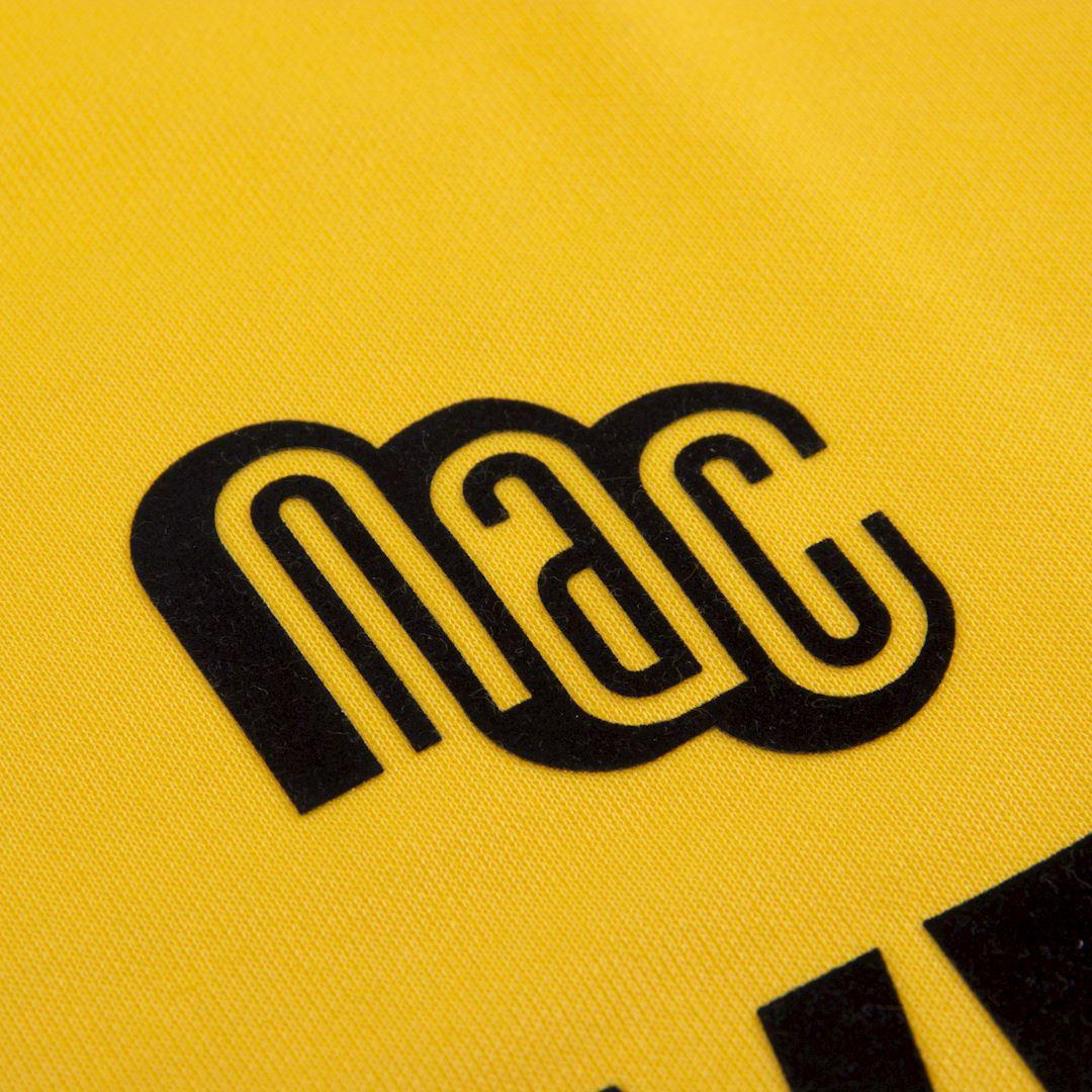 NAC Breda 1989 - 90 Retro Football Shirt | 3 | COPA