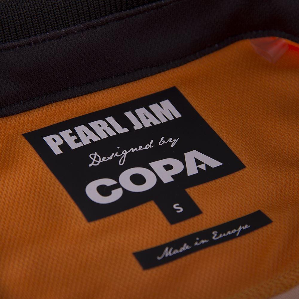 Netherlands PEARL JAM x COPA Football Shirt | 4 | COPA