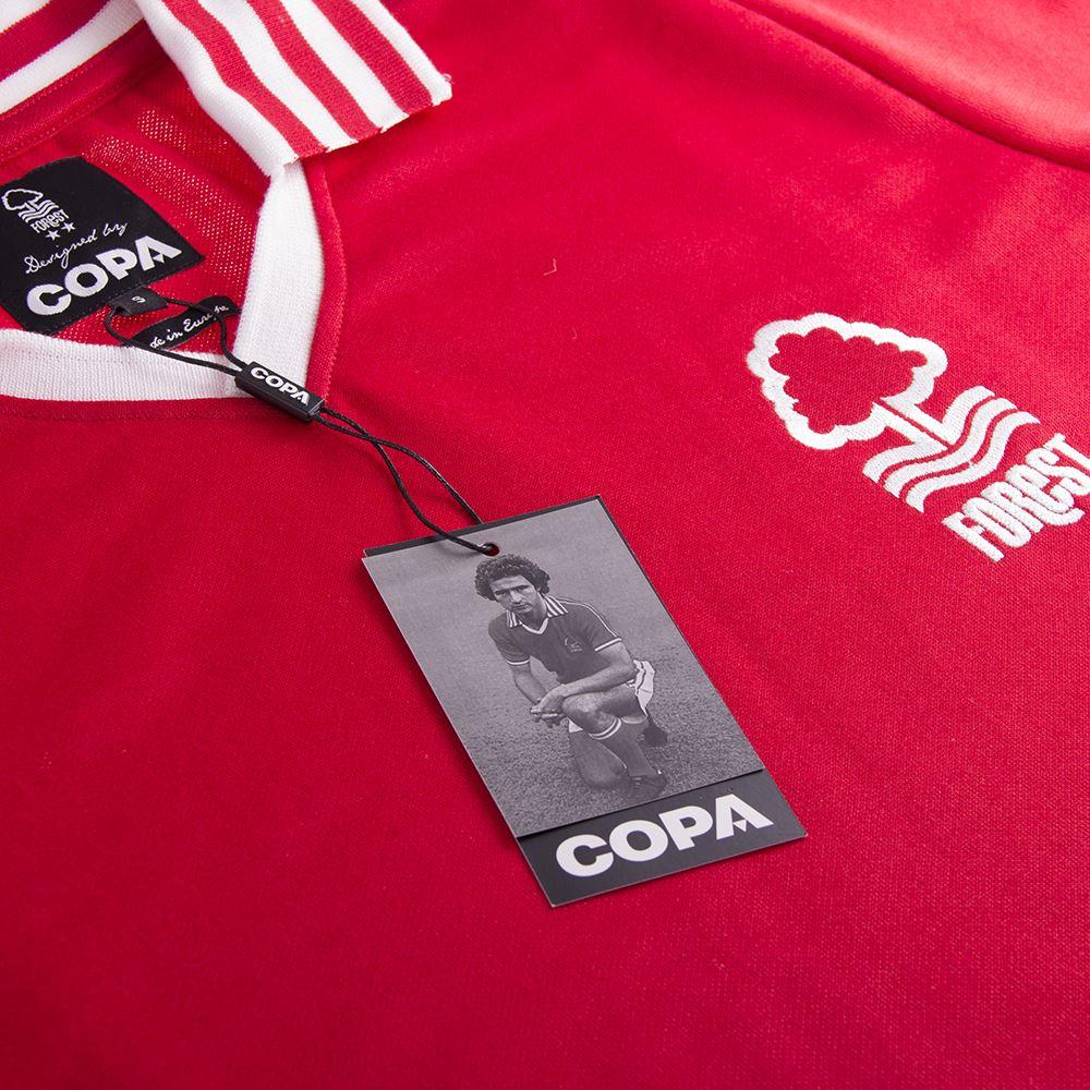 Nottingham Forest 1976-1977 Retro Football Shirt | 5 | COPA