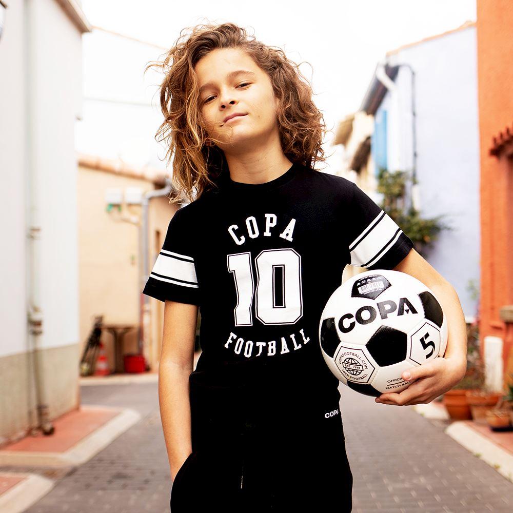 Number 10 Kids T-Shirt | 4 | COPA
