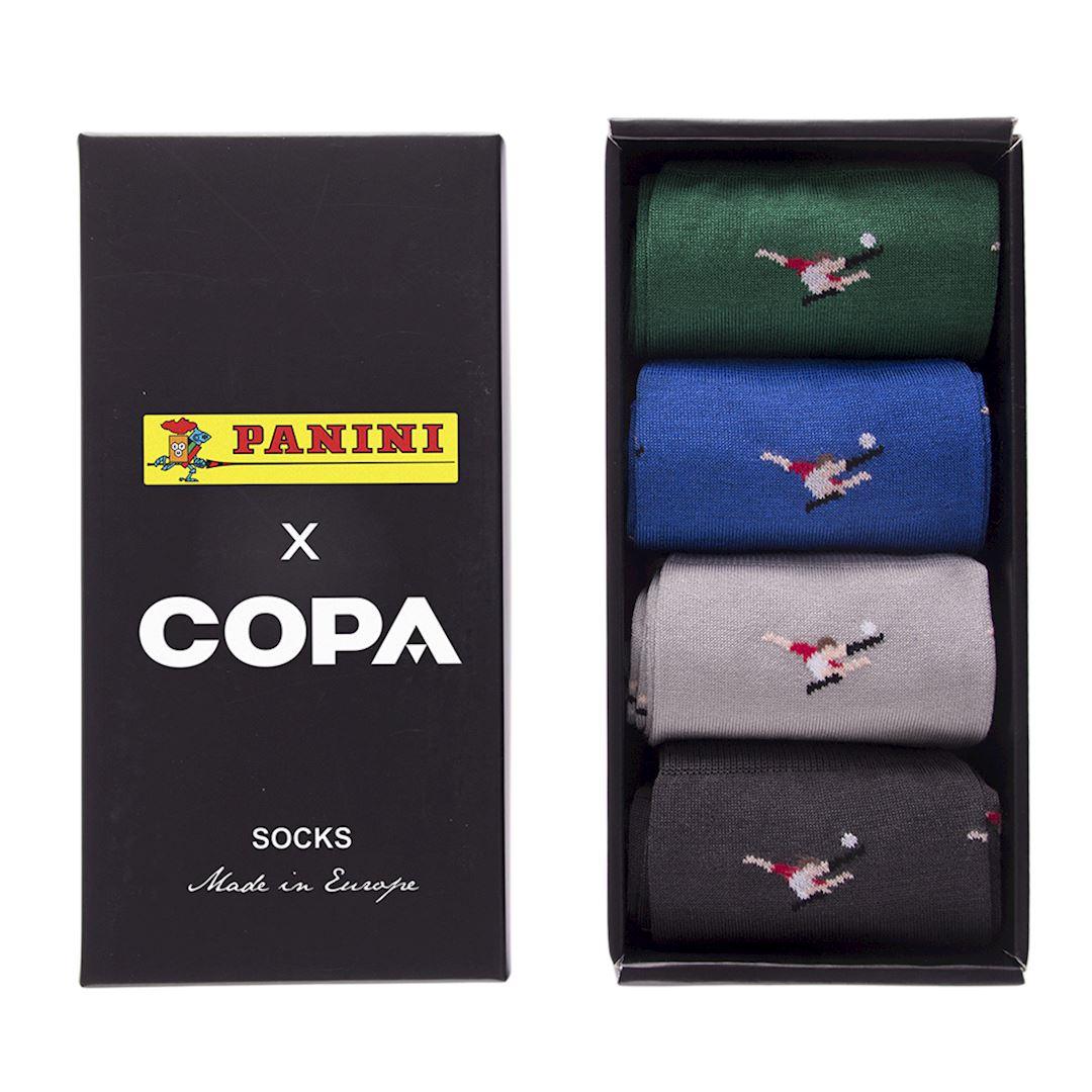 Panini x COPA Rovesciata Calcetines Casual Set | 1 | COPA