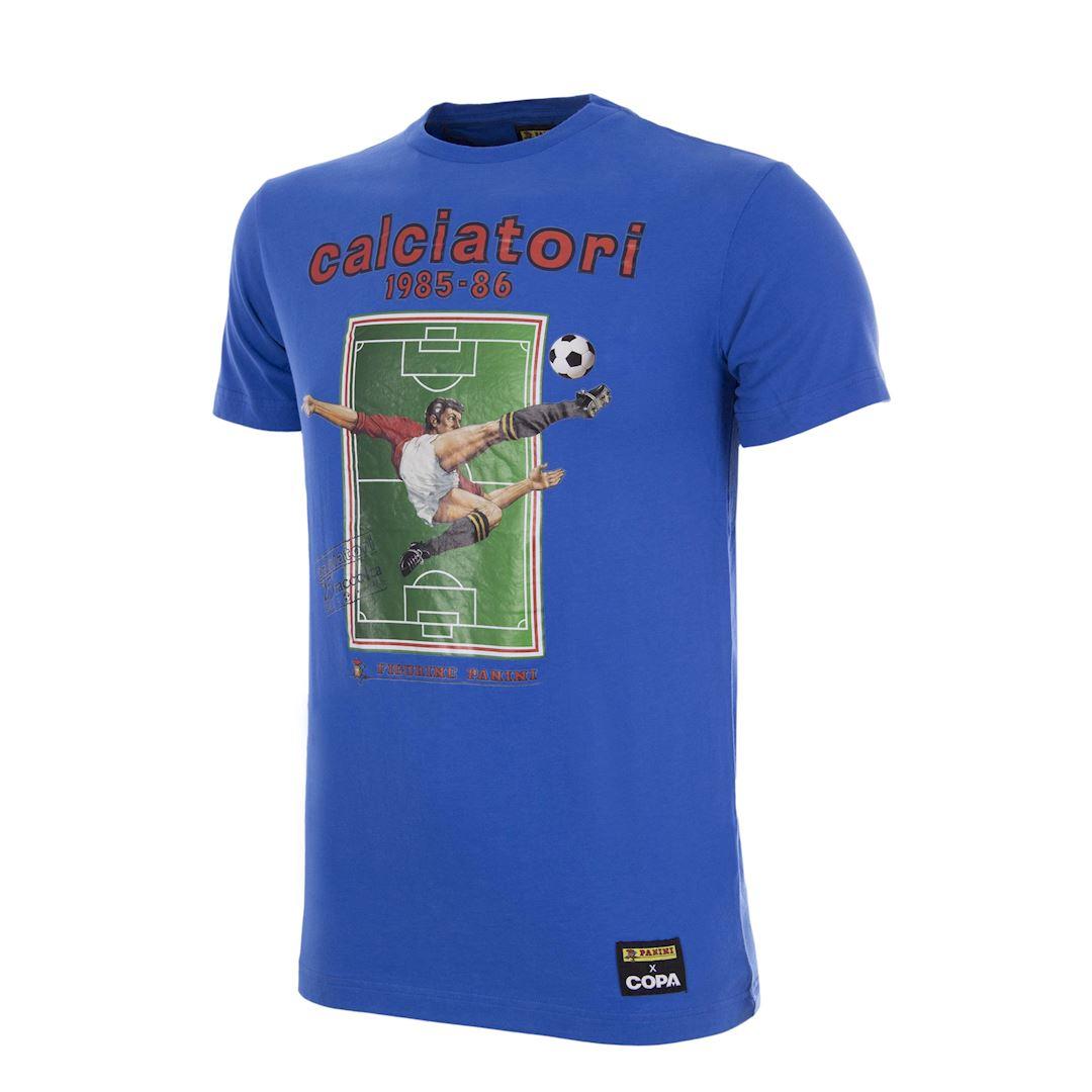 Panini Calciatori 1985-86 T-shirt | 1 | COPA