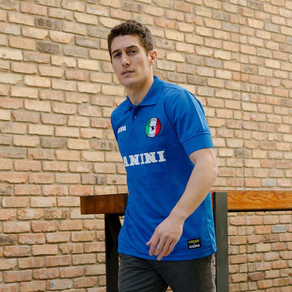 Panini Voetbal Shirt | 8 | COPA