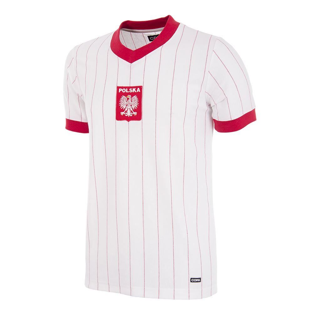 Poland 1982 Retro Football Shirt | 1 | COPA