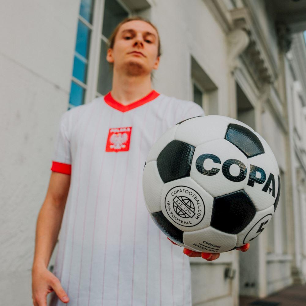 Poland 1982 Retro Football Shirt | 7 | COPA
