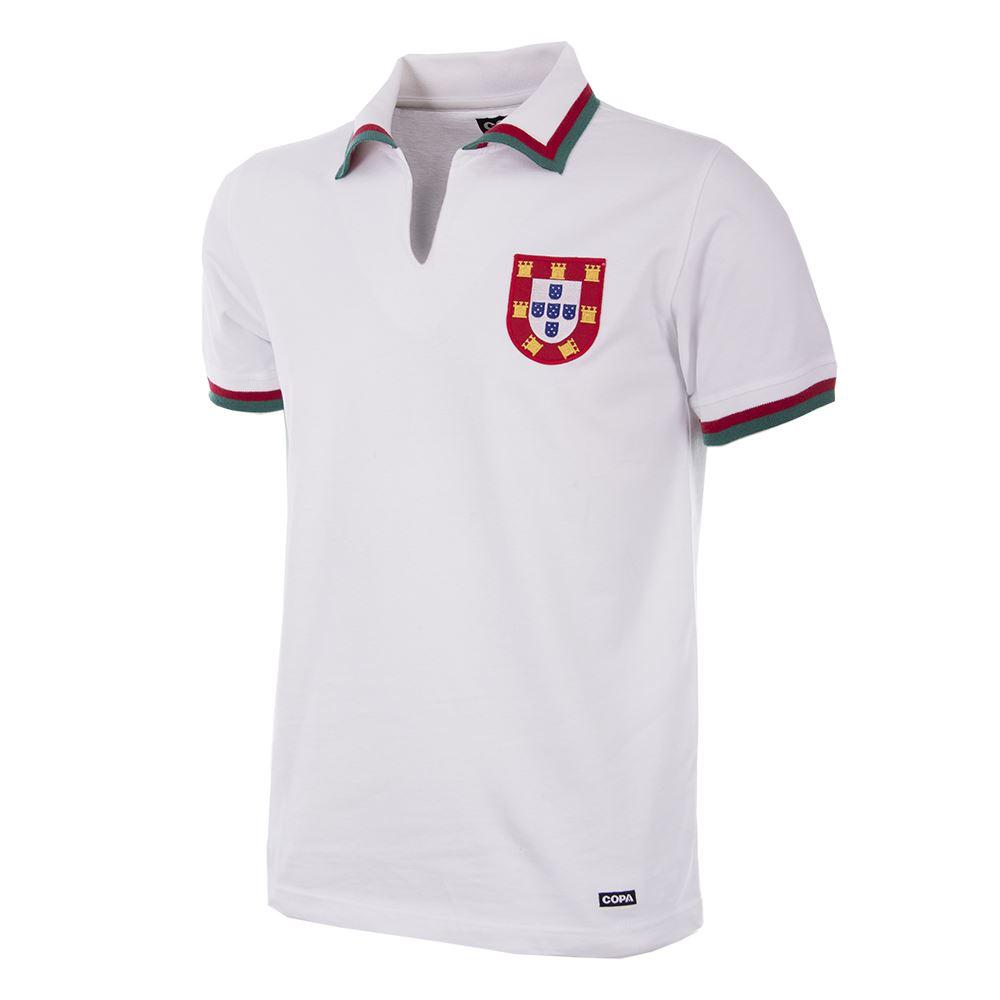 Portugal 1972 Away Retro Football Shirt | 1 | COPA