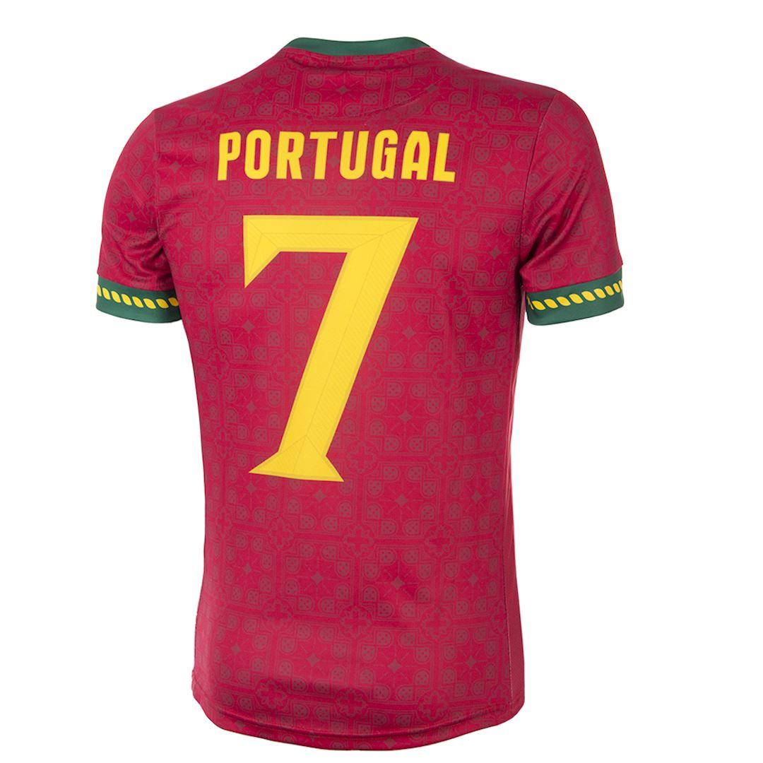 Portugal Football Shirt | 2 | COPA
