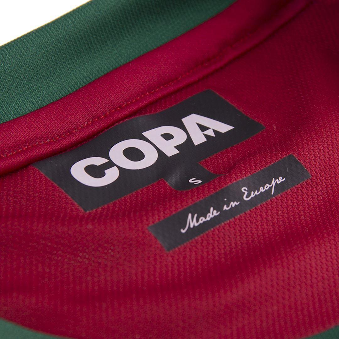 Portugal Football Shirt | 4 | COPA