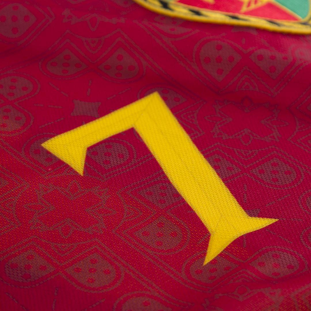 Portugal Football Shirt | 7 | COPA